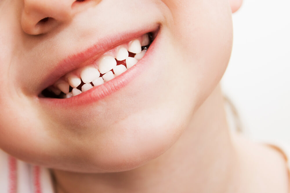 Why are baby teeth important showing the concept of Services
